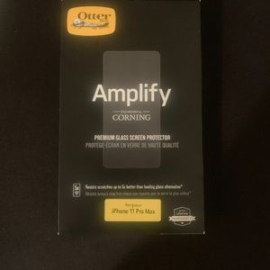 otterbox amplify screen protector iphone 11 Max